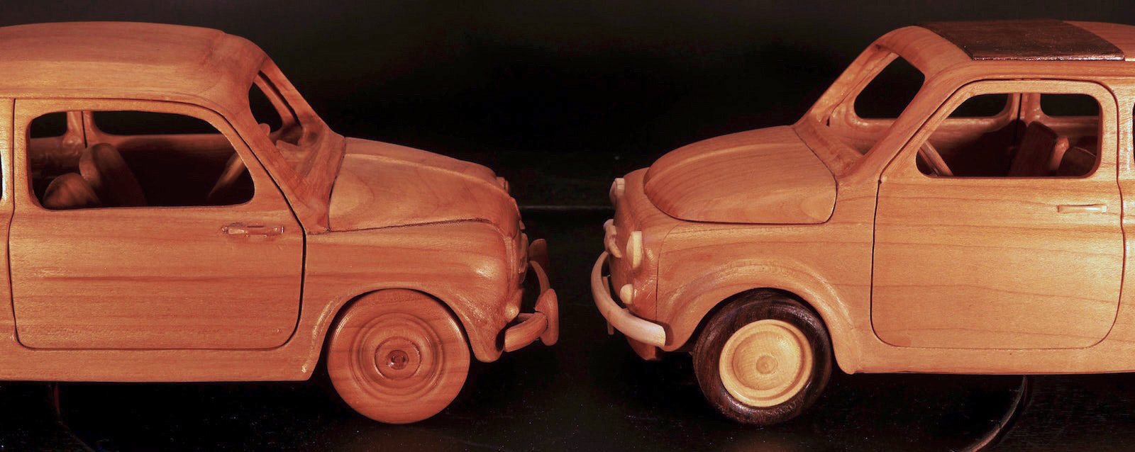 MADE IN ITALY<br>WOOD ART MODELS